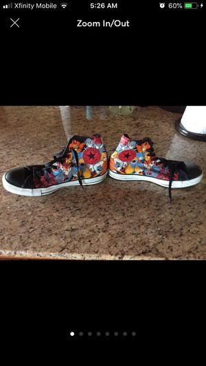 Converse men 7/ women 9 thunder cats! for Sale in Peyton, CO