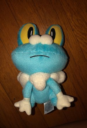 Froakie Pokémon Tomy Plush Used for Sale in Linthicum Heights, MD