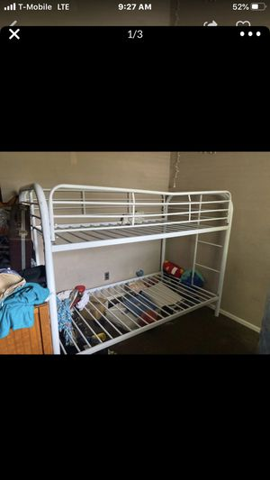 Twin bunk bed for Sale in Anaheim, CA