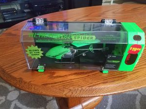 Black spider helicoptor for Sale in undefined