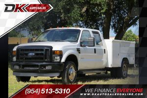 2008 Ford Super Duty F-350 DRW for Sale in Hollywood, FL