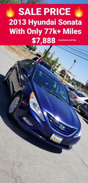 2013 HYUNDAI SONATA ONLY 77K+ MILES for Sale in Riverside, CA