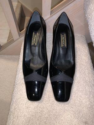 """J. Renee Women's Pumps, Black, 9½ W, 2"""" heel for Sale in Novi, MI"""