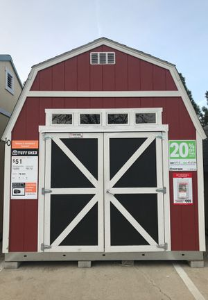 Tuff Shed Tall Barn 600 20% OFF for Sale in Elk Grove, CA