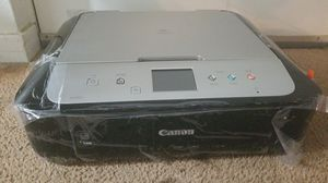 Canon MG6821 Wireless All-In-One Printer with Scanner and Copier: Mobile and Tablet Printing with Airprint and Google Cloud Print compatible for Sale in Pittsburgh, PA