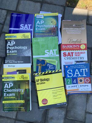 SAT prep books free for Sale in Berlin, CT