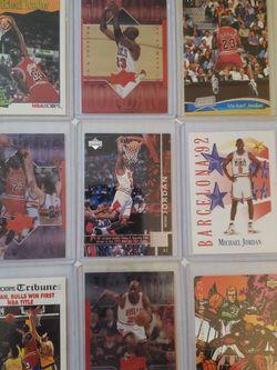 Michael Jordan Basketball Card Lot for Sale in Marietta,  GA
