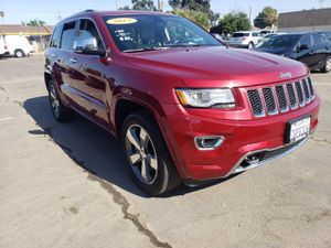 2015 Jeep Grand Cherokee for Sale in Livingston, CA