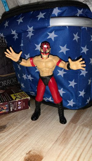 Rey Mysterio Vintage WCW Action Figure Toy for Sale in Orlando, FL