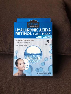 Face mask and under eye pad for Sale in Woodbridge Township, NJ