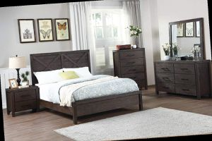 Queen Bed F9547Q 6EAB for Sale in Pomona, CA