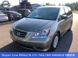 2008 Honda Odyssey for Sale in Woodinville, WA