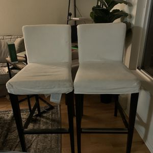 2 Counter Height Stools for Sale in Richmond, CA