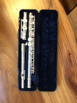 Etude silver flute for Sale in Marietta, GA