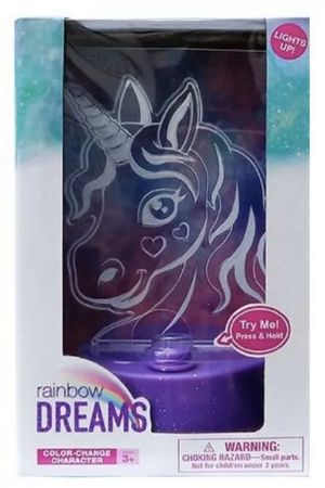 Unicorn Changing Color Table Lamp Night light for Sale in Las Vegas, NV