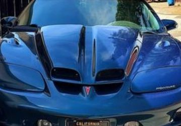 98 Trans Am Roller! No Engine Or Trans for Sale in Gilroy,  CA
