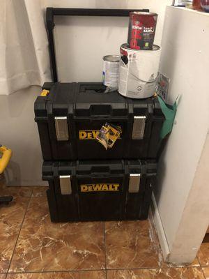 Dewalt tool box $115 for Sale in Hollywood, FL
