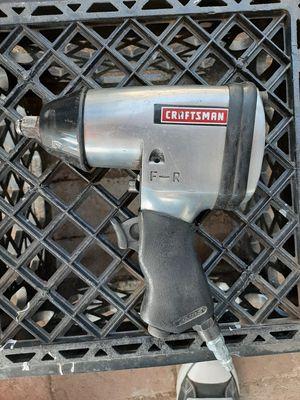 Craftsman impact gun for Sale in Fresno, CA