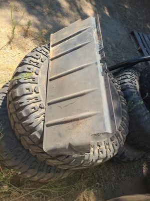 Cherokee XJ Skid Plate for Sale in Santee, CA