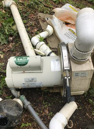 Swimming pool pump for Sale in Silver Spring, MD
