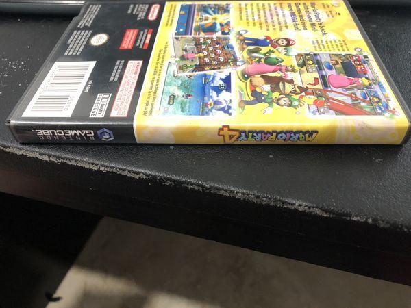 Mario Party 4 Gamecube Mint!