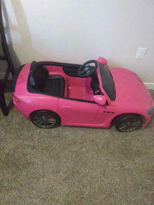 Little girl's toy car for Sale in Golden, CO