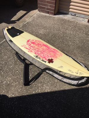 Doc Lausch surfboard for Sale in Spring, TX