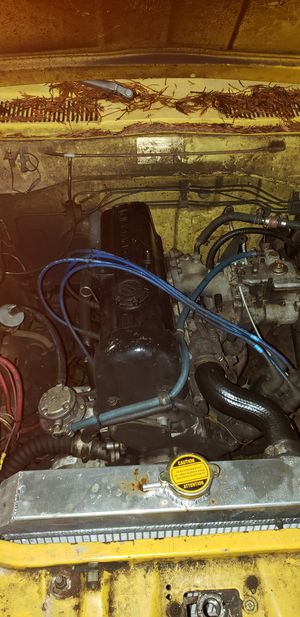 Datsun l20b and 5 speed for Sale in Bothell, WA