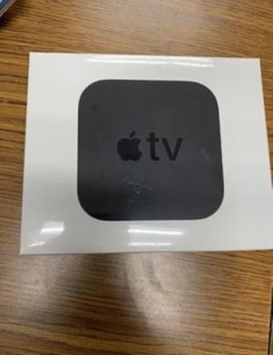 Apple TV 4K 32G brand new sealed for Sale in Ontario, CA