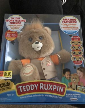 Teddy Ruxpin brand new for Sale in Round Lake Heights, IL