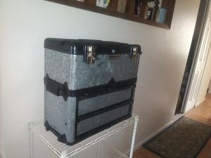 STANLEY ALUMINIUM TOOL BOX for Sale in Vancouver, WA