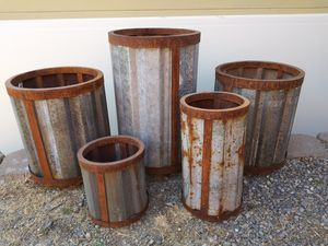 Washington pottery Eco cylinders for Sale in Tacoma, WA