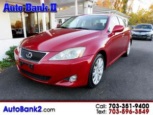 2008 Lexus IS for Sale in Fairfax, VA