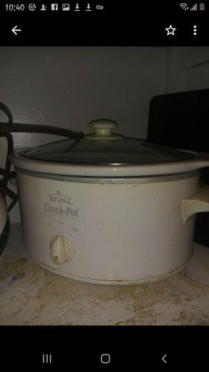 Crock pot for Sale in Bakersfield, CA