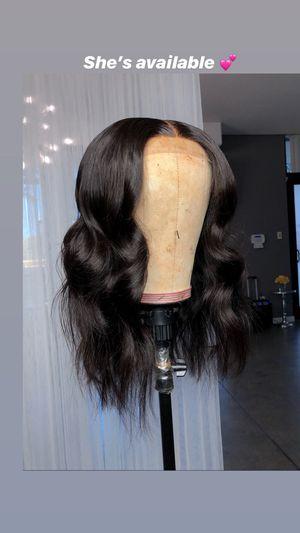 Lace closure wig for Sale in Stockbridge, GA