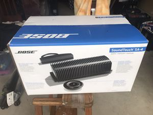 Bose Sound Touch S-4 Amp for Sale in Pittsburgh, PA