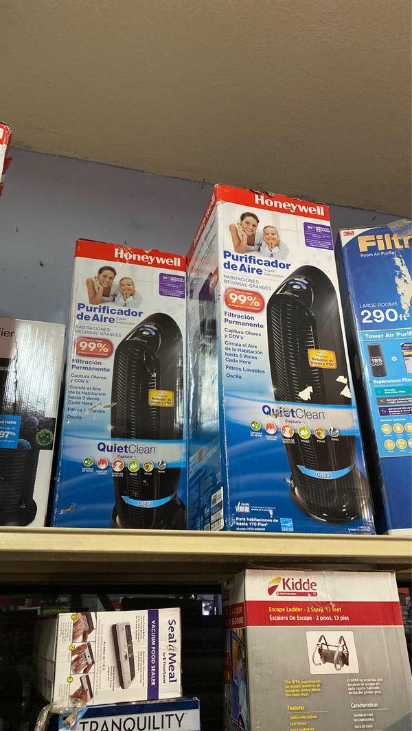 Honeywell QuietClean HFD140 Air Purifier