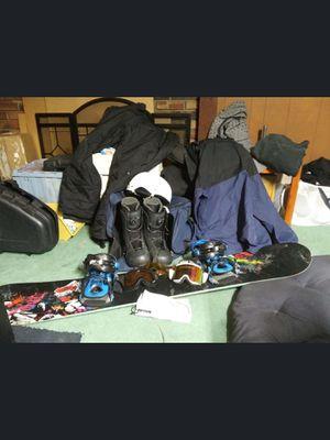 Snowboarding Gear! for Sale in Joliet, IL