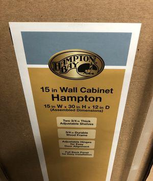 Hampton Bay Kitchen Cabinets for Sale in Puyallup, WA