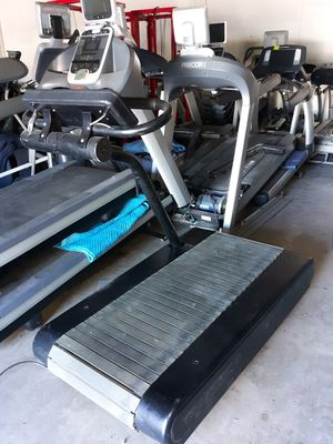 Woodway treadmill 15k new 900 firm for Sale in Austin, TX