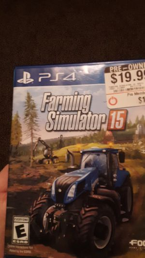 Ps4 game DS 15 for Sale in Tallassee, AL