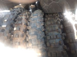 Motorcycle/Dirt bike Tires for Sale in Salt Lake City, UT