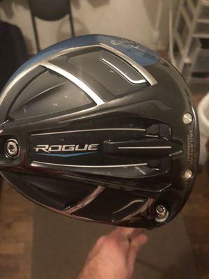 Golf Callaway rogue driver R-flex for Sale in Riverside, CA