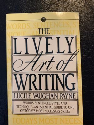 The Lively Art of Writing for Sale in Yancey Mills, VA
