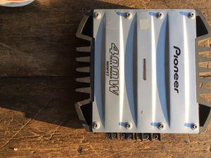 Pioneer amp for Sale in San Jose, CA