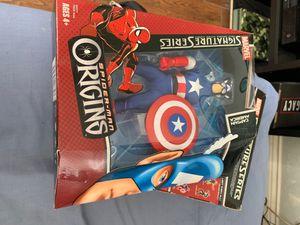 Captain America Spider-Man Signature Series for Sale in Covina, CA