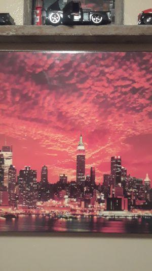 Big city picture! for Sale in Modesto, CA