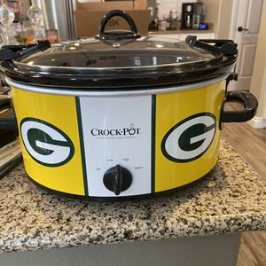 Packers Crock Pot for Sale in Las Vegas, NV