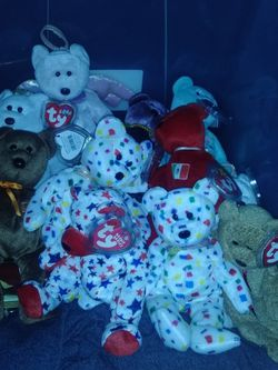 Beanie Baby Bears (Rare) for Sale in Riverside,  CA
