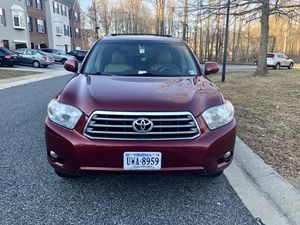 2008 Toyota Highlander Limited 4WD for Sale in Fairfax, VA